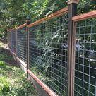 4×4 & 2×4 Hi Five Wire Panels «  Arbor Fence Inc   a Diamond Certified Company