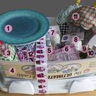 Cupcake Gift Baskets