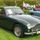 1957 Aston Martin DB Mark III   Exotic Car List