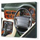 Box Canvas Print. Aston Martin Virage Volante