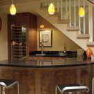 Bar Under Stairs