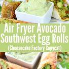 Air Fryer Avocado Southwest Egg Rolls Cheesecake Factory Copycat
