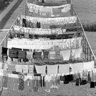 Fotos von DDR-Plattenbauten