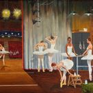 'Final Audition' by George Horsfield £400.00 #newartgallerymember