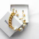 Donna Bracelet - Donna Bracelet & Earrings
