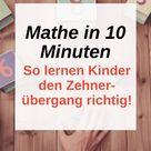 Rechnen lernen in 10 Minuten