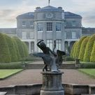 Picture of Shugborough Mansion and fountain