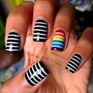 Nail Art Stripes
