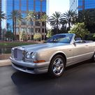 2001 BENTLEY AZURE MULLINER CONVERTIBLE   Barrett Jackson Auction Company   World's Greatest Collector Car Auctions