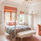 Addison's Bright Coral Young Girl's Bedroom Reveal...   Addison's Wonderland