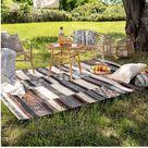 Perfekt für den Sommer Outdoor Teppiche