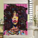 Kinky   Shower Curtain   Home Decorations   As Shown