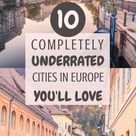 Insider Secrets: 10+ Underrated cities in Europe you must visit   solosophie
