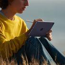 Apple - iPad mini (Latest Model) with Wi-Fi - 256GB - Purple