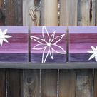 Lavender Nursery Decor