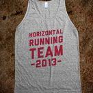 Horizontal Running