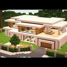 Minecraft - Modern House #010 [HD][Download]