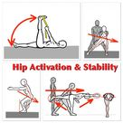 Running today? Or doing any legs? These 3 PreHab exercises will help Activate and Stabilize your hip