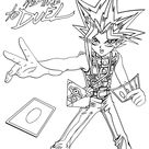 Free Printable Yugioh Coloring Pages For Kids