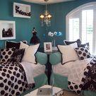 Aqua Girls Bedrooms