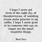 Night Sky Quotes