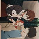—: Sakura Yamauchi and Haruki Shiga