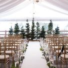 11 Evergreen Winter Wedding Decorations for That Chic Forest Feel