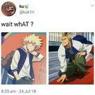 Your bnha life (Semi long results)