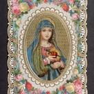 Vintage Holy Cards