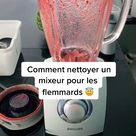 comment nettoyer un mixeur