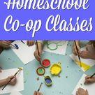 Homeschool Co op Class Ideas  [Over 50 Classes] Elementary to High School