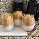 ♡ Iced coffee recipes - refreshing & vegan ♡ on We Heart It