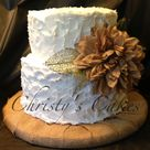 Country Grooms Cake