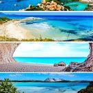 Sardiniens Strände ☀️ Die Top 12 + Strandkarte   Urlaubsguru
