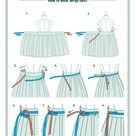 Women's Clothing Cotton Wrap Skirt,Check Mini Short Summer Skirts,Korean K-pop Modern Hanbok style, TETEROT SALON Everyday 미니 매일매일