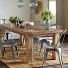Reclaimed Wood Tables