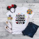 Today Is A Core Memory Day Shirt - 2T