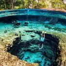 Devil's Eye, Ginnie Springs, Florida. Photo by Jennifer Adler Photography