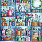 Sandra Umpang - 03-03-2019 Johanna Basford Colouring Gallery