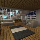 Minecraft Schlafzimmer Luxus