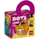 LEGO Dots Bag Tag Leopard 41929
