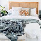 Cozy Light Bedroom