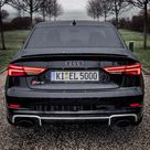 2018 Audi RS3 Sedan   Sound check & acceleration test   Automann TV