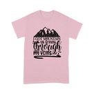 I got mountain air running through my veins-01 - Standard T-shirt - M / Light Pink