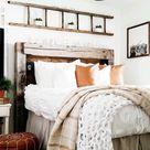 Farmhouse bedroom refresh!