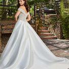 2401-3 Kensington Ball Gown Wedding Dress by Casablanca Bridal - WeddingWire.com