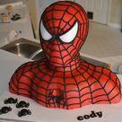Spider Man Cakes