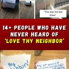 14+ People Who Have Never Heard Of 'Love Thy Neighbor'