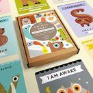 Animal Baby Milestone Cards