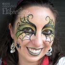 Halloween Face Paintings